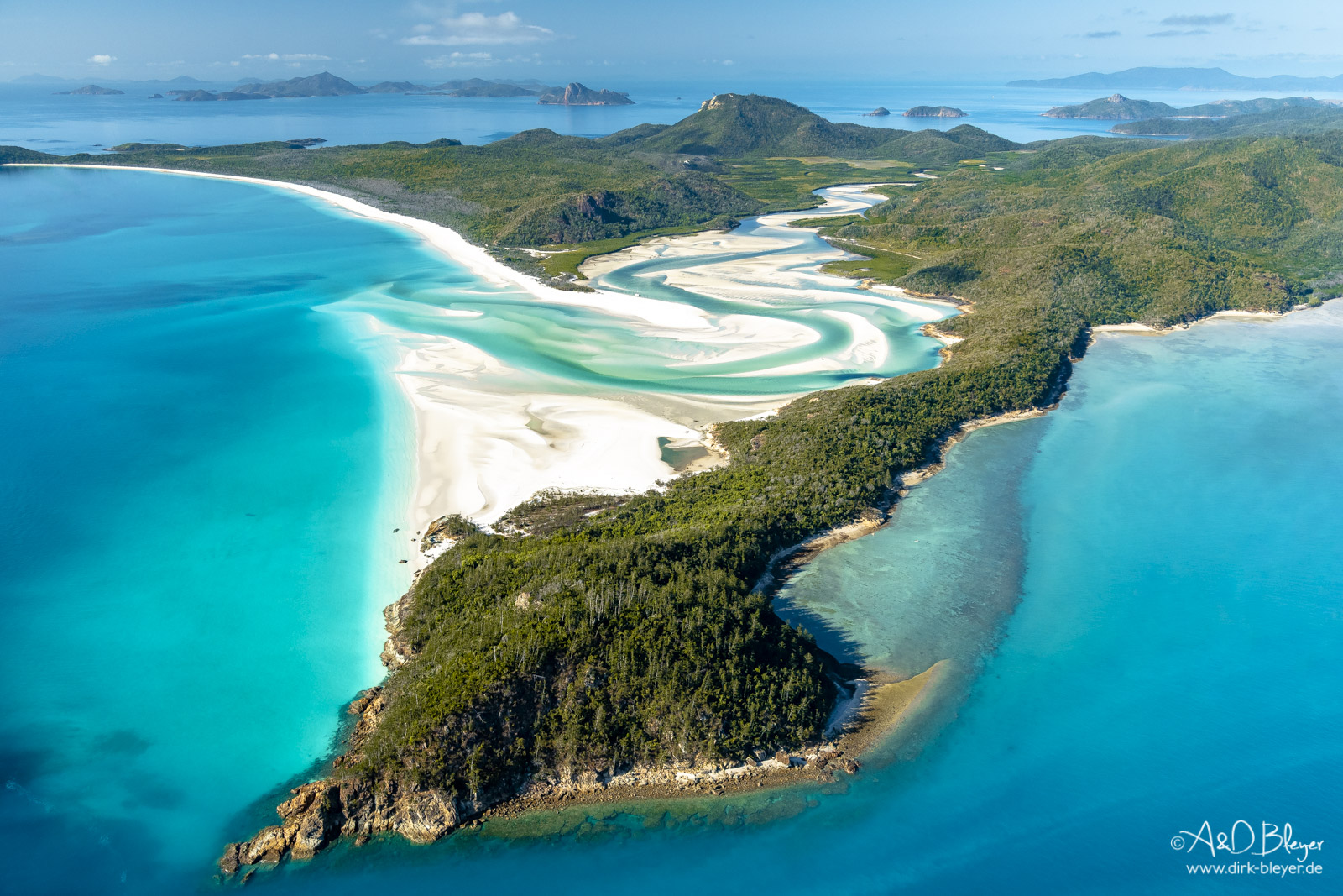 Whitsunday Inseln