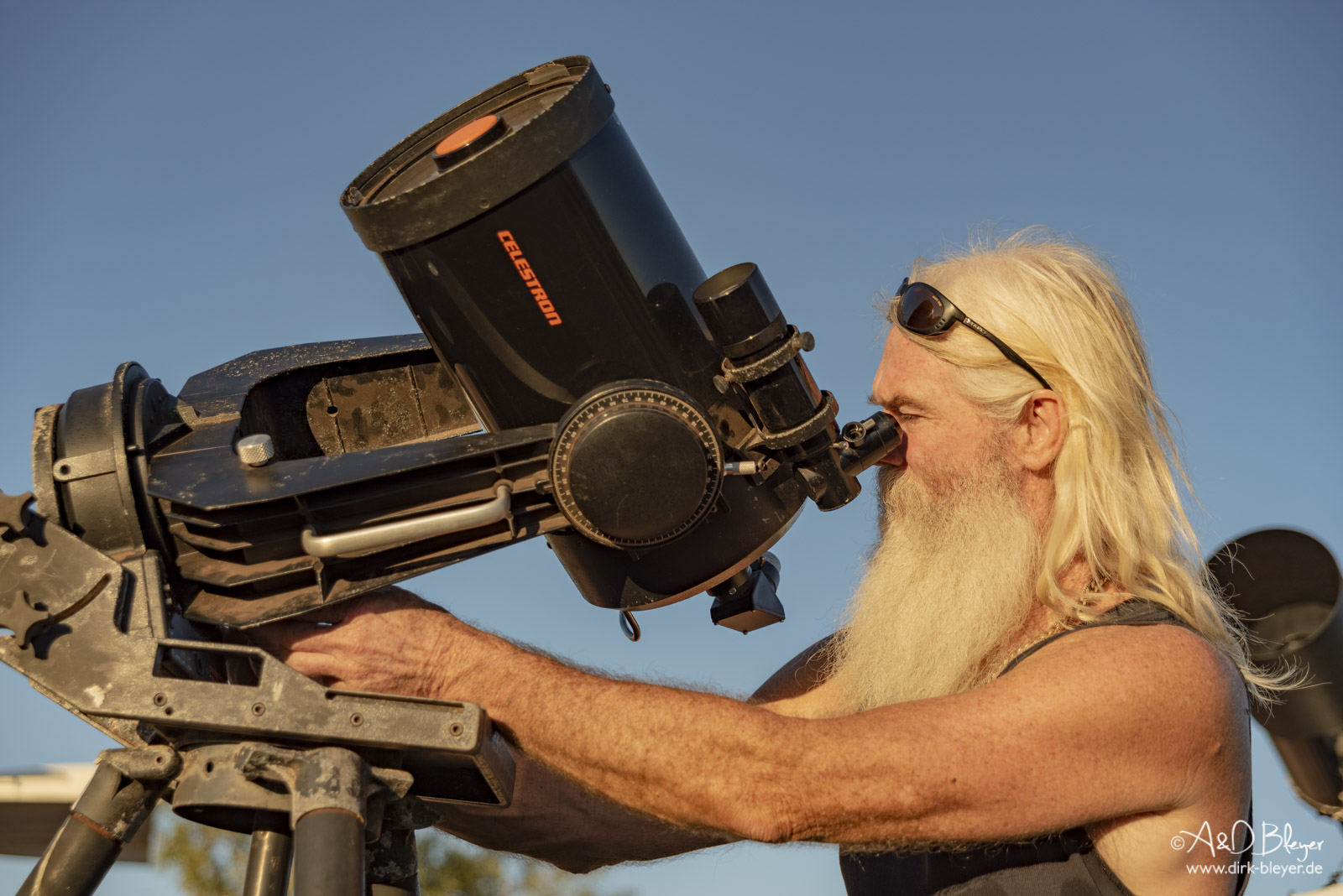 Greg Quick aka Space Gandolf in Broome